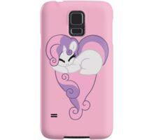 Sweetie Belle Heart Samsung Galaxy Case/Skin