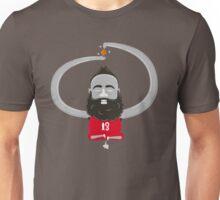 James Harden Hover Beard Unisex T-Shirt