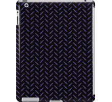 Purple Pixel Sword Pattern iPad Case/Skin