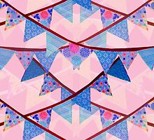 Bunting by ingridcastile