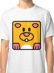Cheeks the Hamster Classic T-Shirt