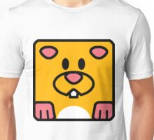 Cheeks the Hamster Unisex T-Shirt