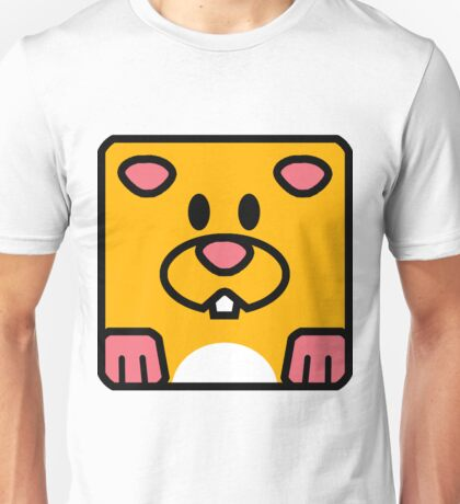 Cheeks the Hamster Unisex T-Shirt