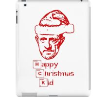 Happy Christmas Mike iPad Case/Skin