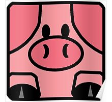 Oink the Pig Poster