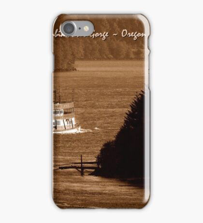 Postcards From Oregon ~ Part Two iPhone Case/Skin