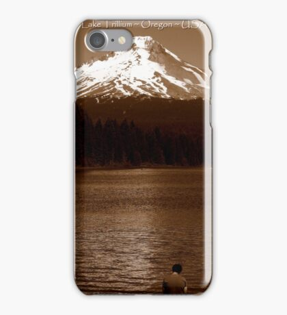 Postcards From Oregon ~ Part Three iPhone Case/Skin