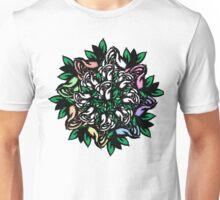Flower Bed Unisex T-Shirt