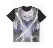 killua zoldyck Graphic T-Shirt