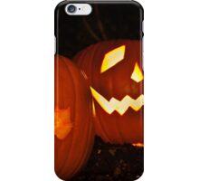 Halloween Pumpkins iPhone Case/Skin