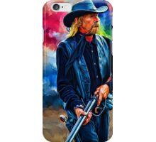 Shotgun Cowboy iPhone Case/Skin