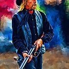 Shotgun Cowboy by Brandon Batie