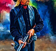 Shotgun Cowboy by Brandon Batie