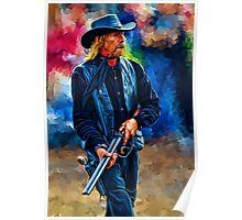 Shotgun Cowboy Poster