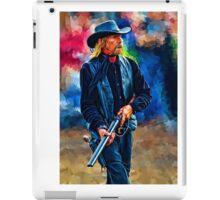 Shotgun Cowboy iPad Case/Skin