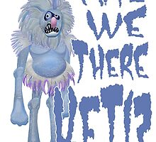 Are we there Yeti? PLAIN by SquareDog