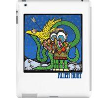 Alien Hunt iPad Case/Skin