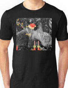 Peace, Love & Joy in Nature Unisex T-Shirt