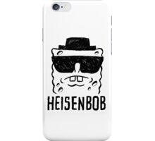 Heisenberg SpongeBob Breaking Bad Parody iPhone Case/Skin