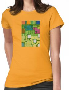 The Filling Line Womens Fitted T-Shirt