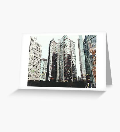Where is the Sky? Greeting Card