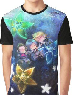 Kingdom Hearts: Destiny Friends Graphic T-Shirt