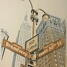 No Turns by Peter Brandt