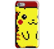 Pikachu Pixel Art iPhone Case/Skin