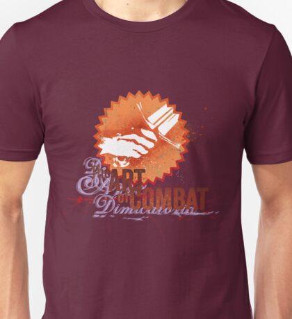 The Art of Combat (Sword) Unisex T-Shirt