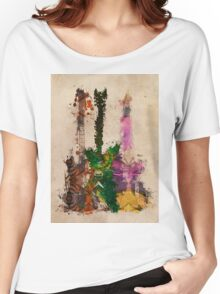 guitars 3 Women's Relaxed Fit T-Shirt