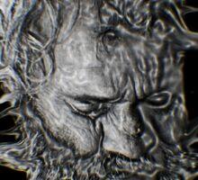 Pulsation of Socrates Sticker