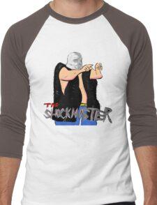 The Shockmaster Men's Baseball ¾ T-Shirt