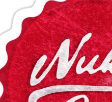 Bottlecap, Nuka Cola, Fallout Sticker