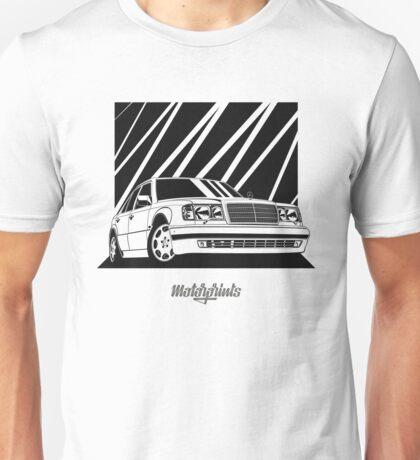 Mercedes-Benz 500E (W124) Unisex T-Shirt