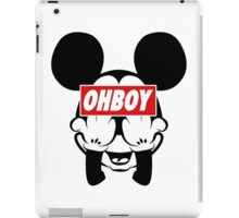 Ohboy iPad Case/Skin