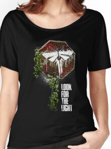 Look For The Light Women's Relaxed Fit T-Shirt