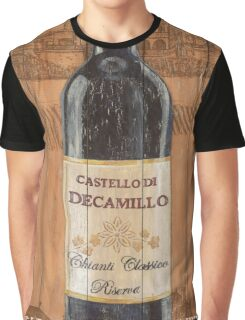 Tuscan Chianti 1 Graphic T-Shirt