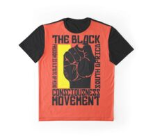 Black Consciousness Movement (BCM) Graphic T-Shirt