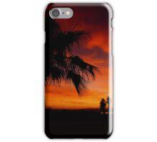 Paradise Sunset iPhone Case/Skin