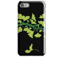 Ginkgo Branch iPhone Case/Skin