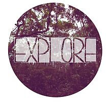Explore by Megan Belford