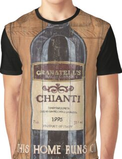 Tuscan Chianti 2 Graphic T-Shirt