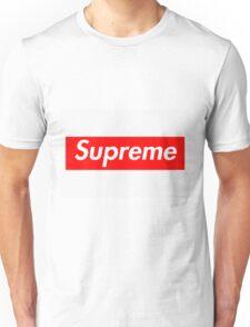 Supreme Box logo Unisex T-Shirt