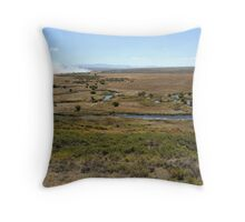 Prairie Fire Throw Pillow