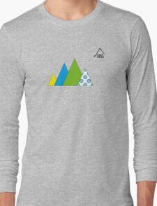 East Peak Apparel - 2015 Tour of Yorkshire - T-Shirt Long Sleeve T-Shirt
