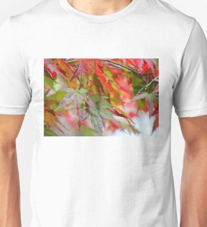 Happy Fall Rainy Day Unisex T-Shirt