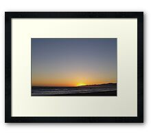 Venice Beach - California - USA Framed Print