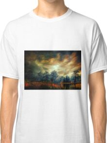 Fantasy landscape 4 Classic T-Shirt