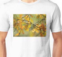 Fall Leaves VI Unisex T-Shirt