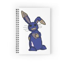 Bunny Doll Spiral Notebook